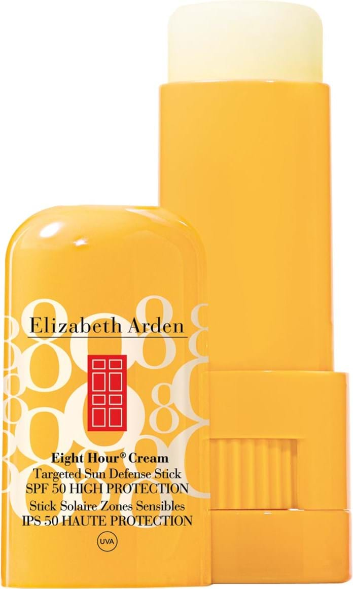 Elizabeth Arden Eight Hour Cream Targeted Sun Defense Stick SPF 50 Sunscreen, 9 ml