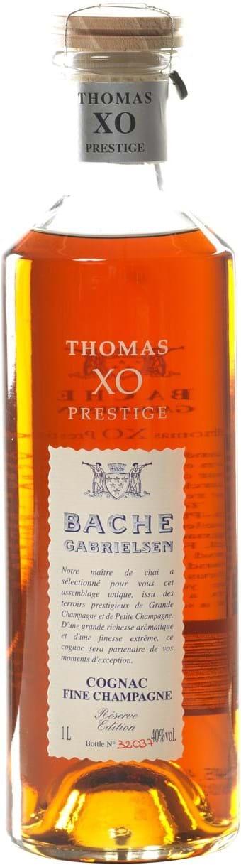 Bache-Gabrielsen Thomas XO Prestige, Réserve Edition 40% 1L