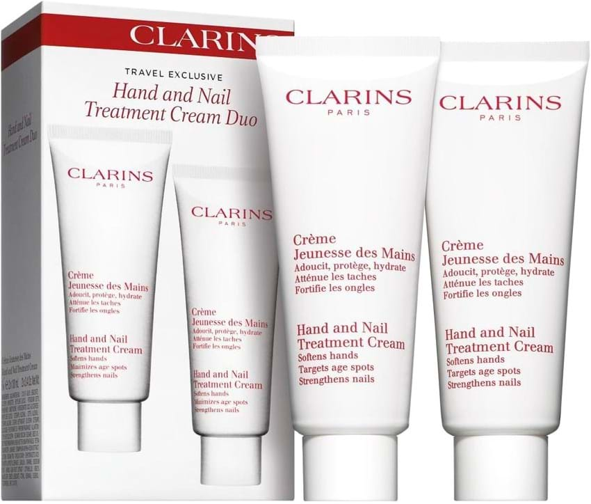 Clarins Cream Jeunesse des Mains Hand Cream Duo