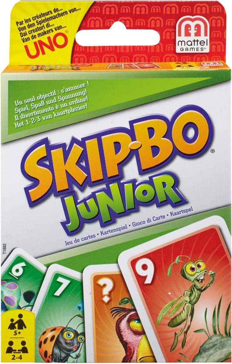 Mattel Games, skip-bo jr