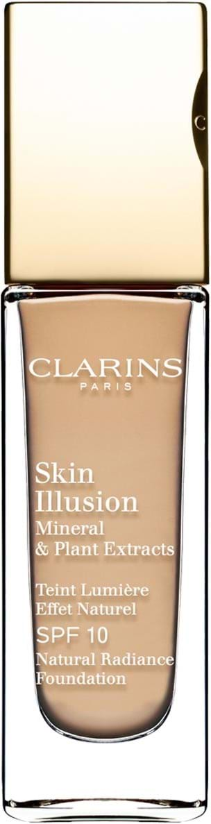 Clarins Skin Illusion N° 110 Honey 30 ml