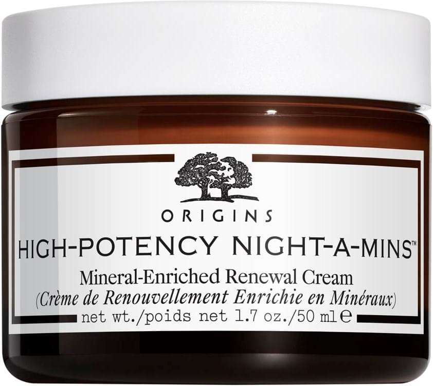 Origins High Potency Night-a-Mins - Mineral enriched renewal creme - moisturizer Night Care 50 ml
