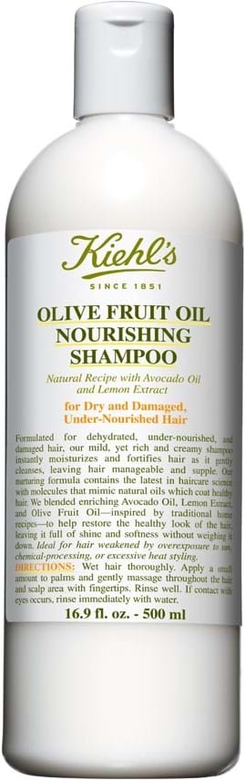Kiehl`s Olive Fruit Oil Shampoo 500 ml