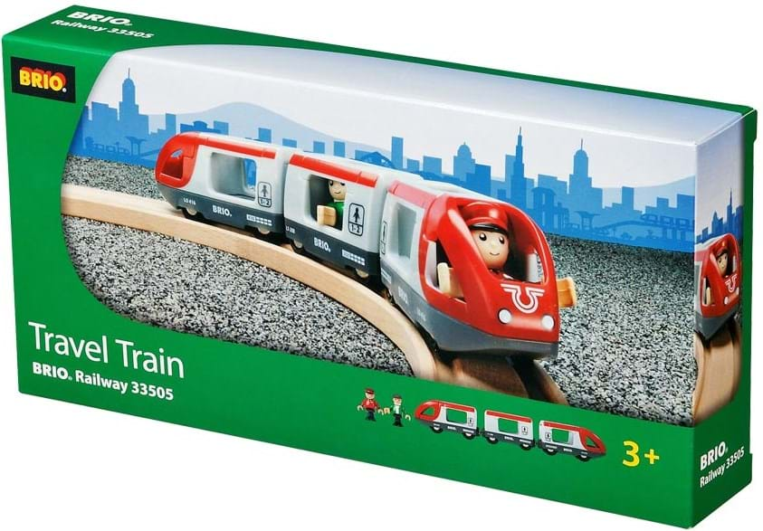 Brio, travel train