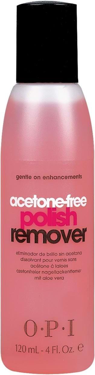 OPI Polish Remover Acetone Free 120 ml
