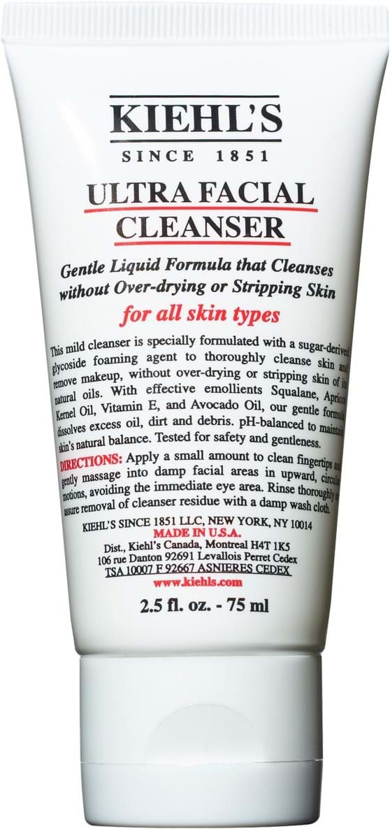 Kiehl`s Ultra Facial Cleanser 75 ml