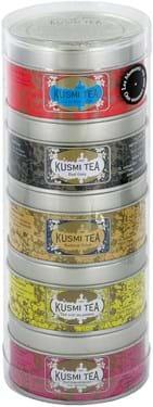 "KUSMI ""Moment"" 5x25g tins"