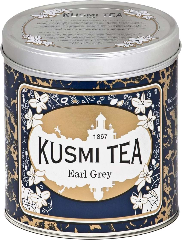 Kusmi Earl Grey, dåse med 250g
