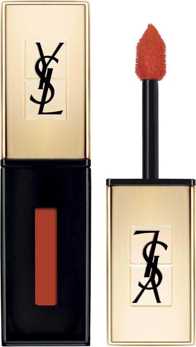Yves Saint Laurent Rouge pur Couture Vernis a Lèv N° 8 Orange de Chine 6 ml