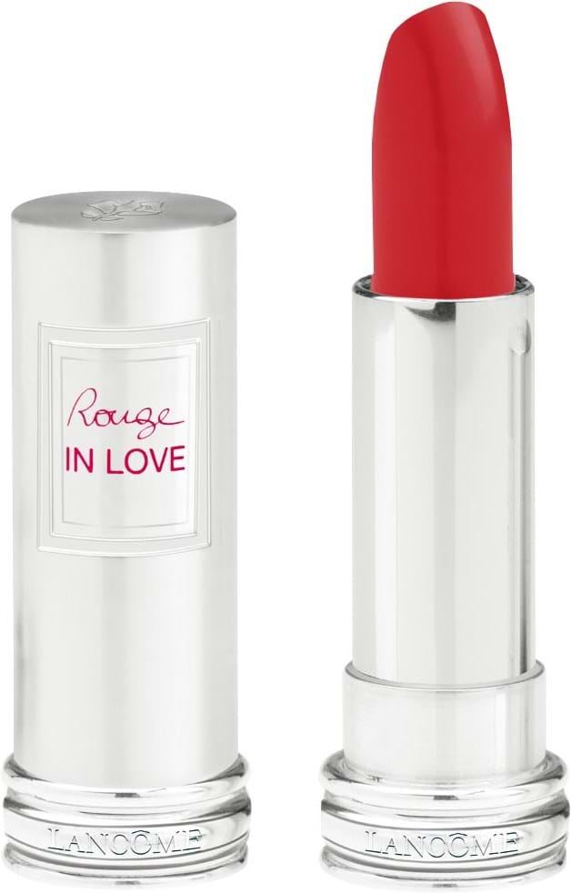 Lancôme Rouge in Love Lipsticks N° 170N Sequins d'Amour (Red)