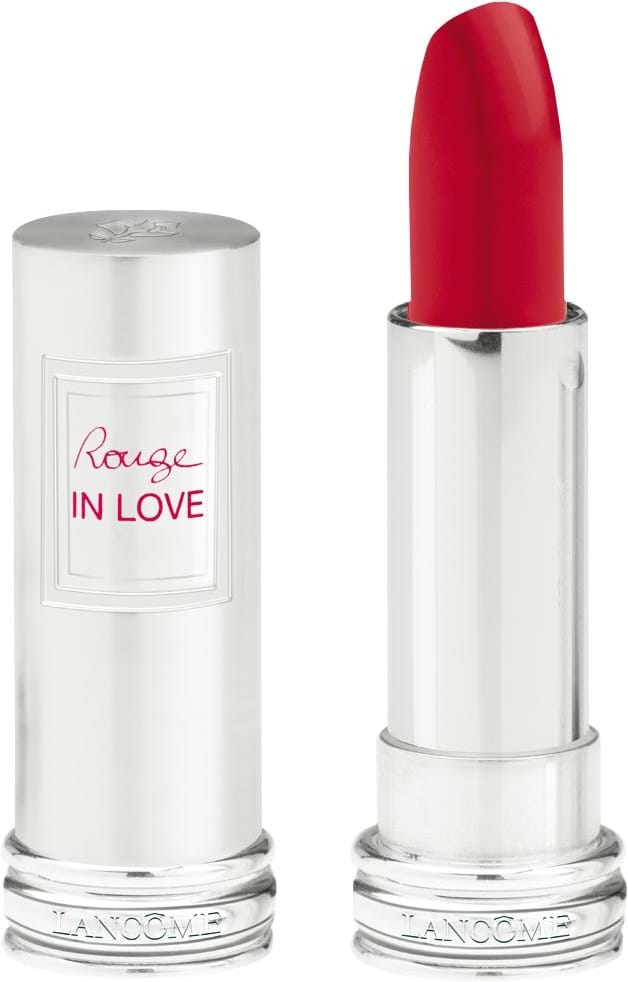 Lancôme Rouge in Love N°185N Rouge Valentine (Red) 4ml