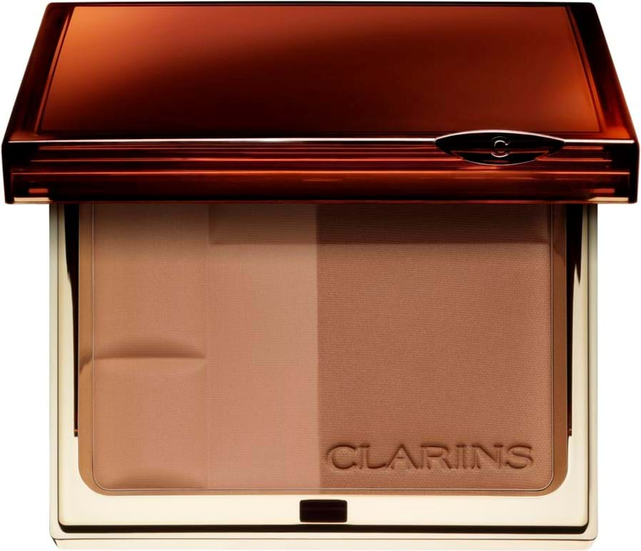 Clarins Sun Powder Duo Bronzing Duo N° 3 Dark