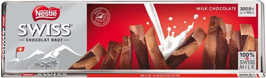 Nestlé Milk Chocolate 300g