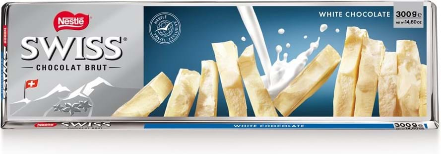 Nestlé White Chocolate 300g