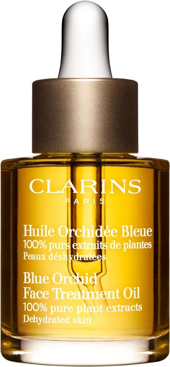 Clarins Special Products Face Treatment Blue Orchid Oil 30 ml