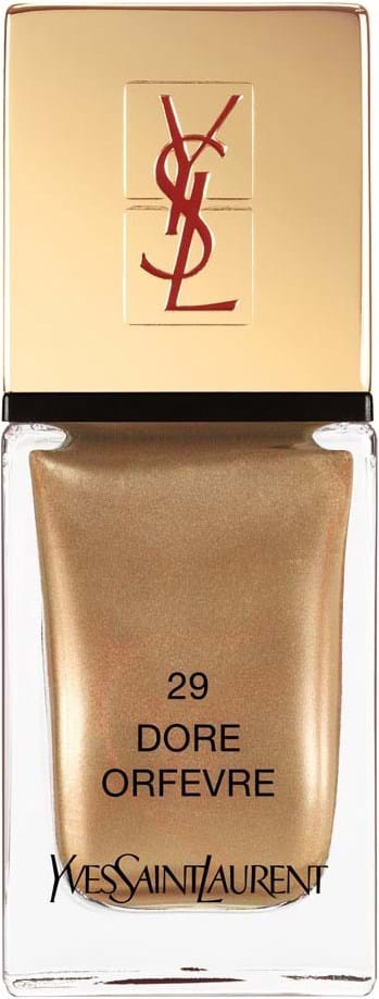 Yves Saint Laurent La Laque Couture N° 29 Or 10 ml