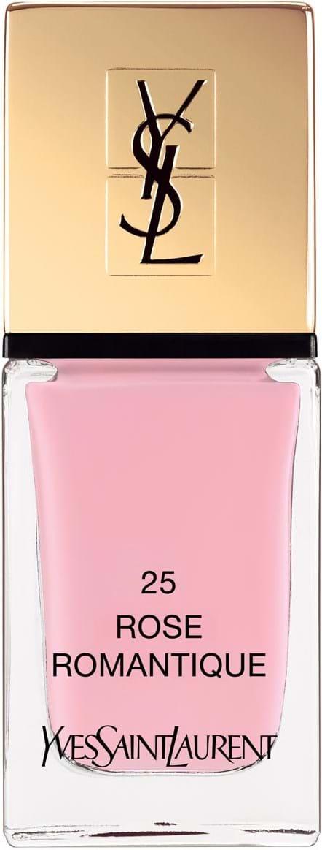 Yves Saint Laurent La Laque Couture N° 25 Rose Clair 10 ml