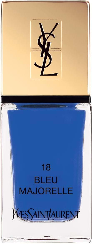 Yves Saint Laurent La Laque Couture N° 18 Bleu Majorelle 10 ml
