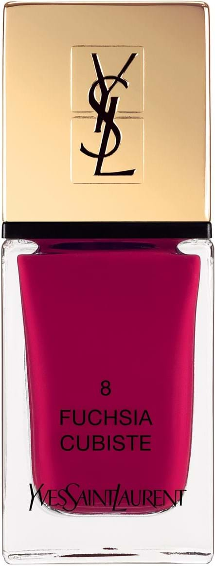 Yves Saint Laurent La Laque Couture N° 08 Pourpre Intense 10 ml
