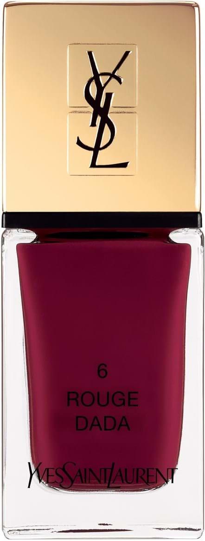 Yves Saint Laurent La Laque Couture N° 06 Pourpre 10 ml