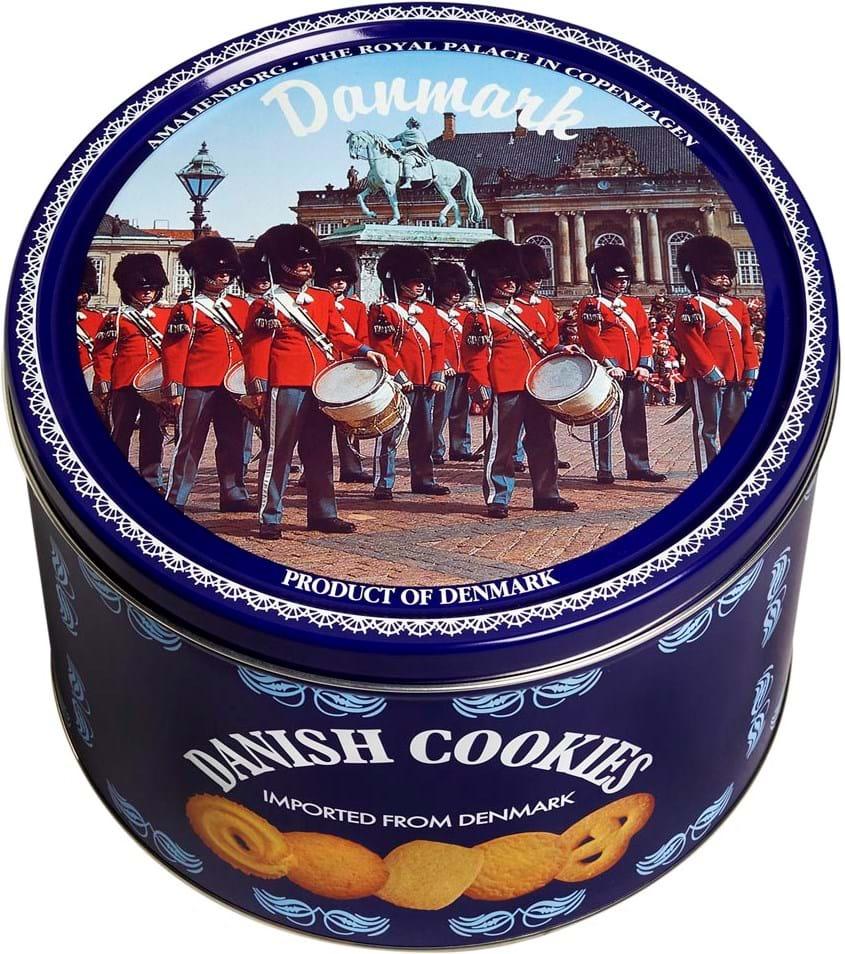Kelsen Danish Butter Cookies 908g