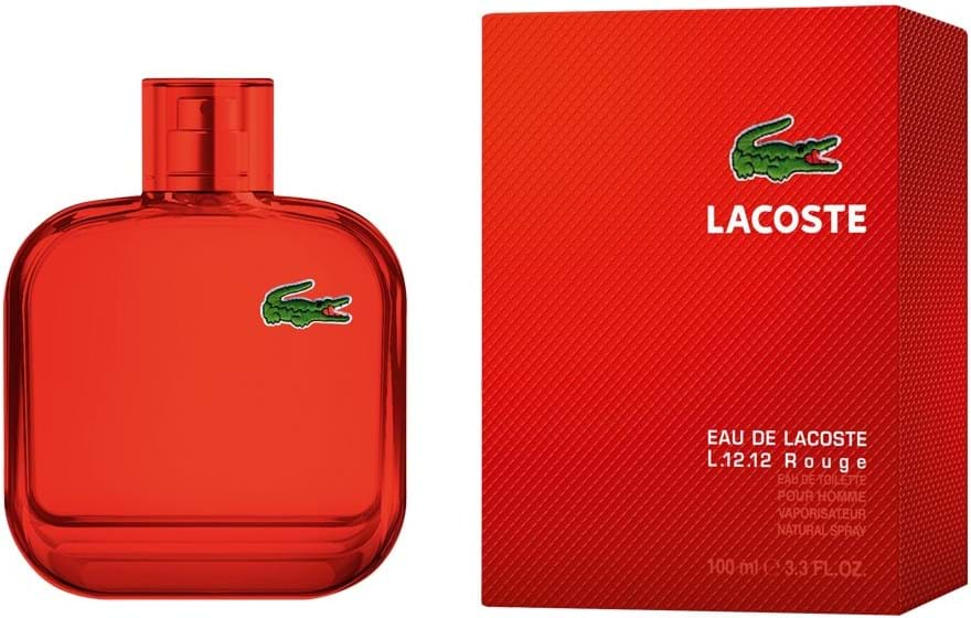 Lacoste L.12.12 Rouge Eau de Toilette 100 ml