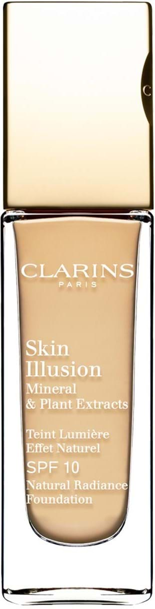 Clarins Skin Illusion Foundation N°107 Beige
