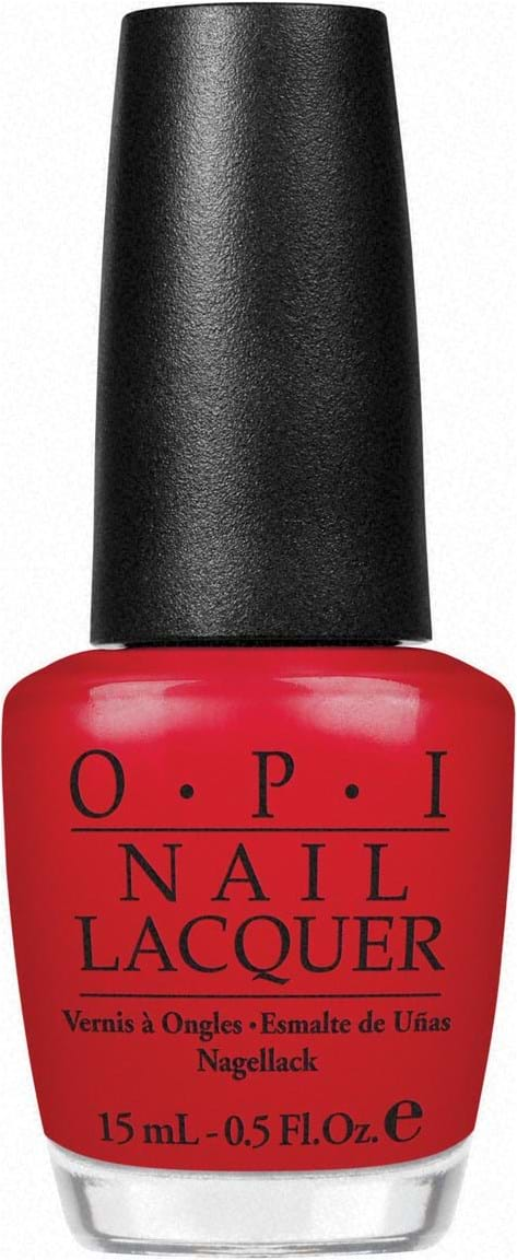OPI Classic Collection Nail Lacquer N°NL Z13 Color so hot it berns 15ml