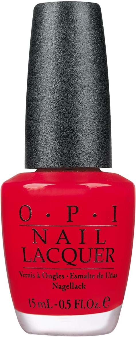 OPI Classic Collection Nail Lacquer N°NL N25 Big Apple Red 15ml