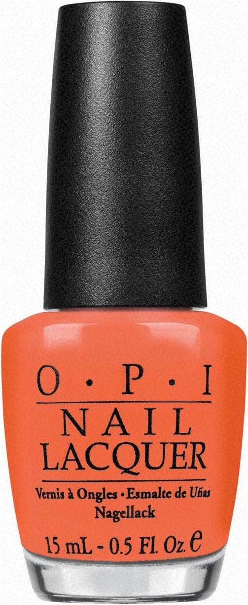 OPI Classic Collection Nail Lacquer N° NL H43 Hot & Spicy 15 ml