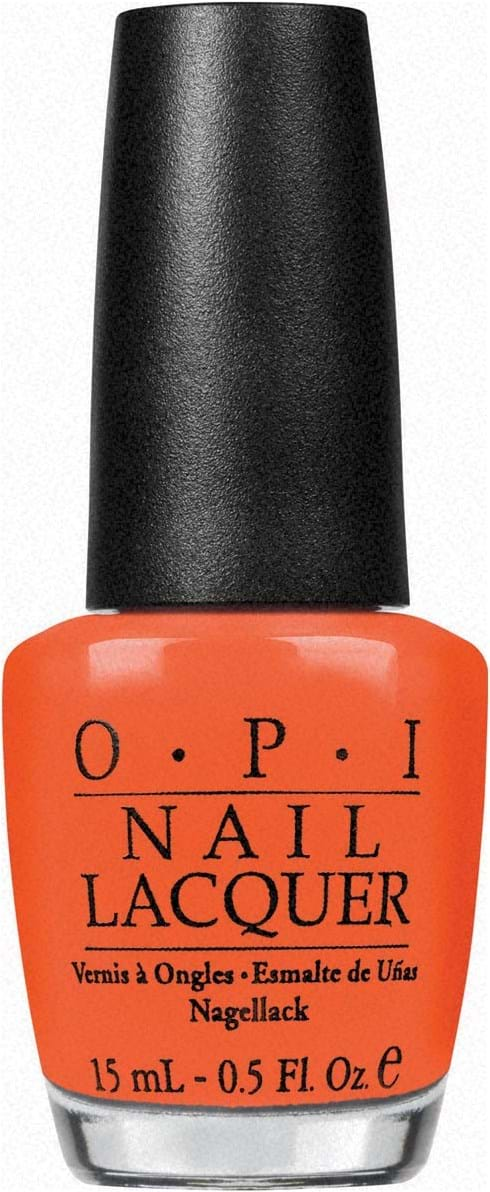 OPI Classic Collection Nail Lacquer N° NL H47 A Good Man-Darin is hard to find 15 ml