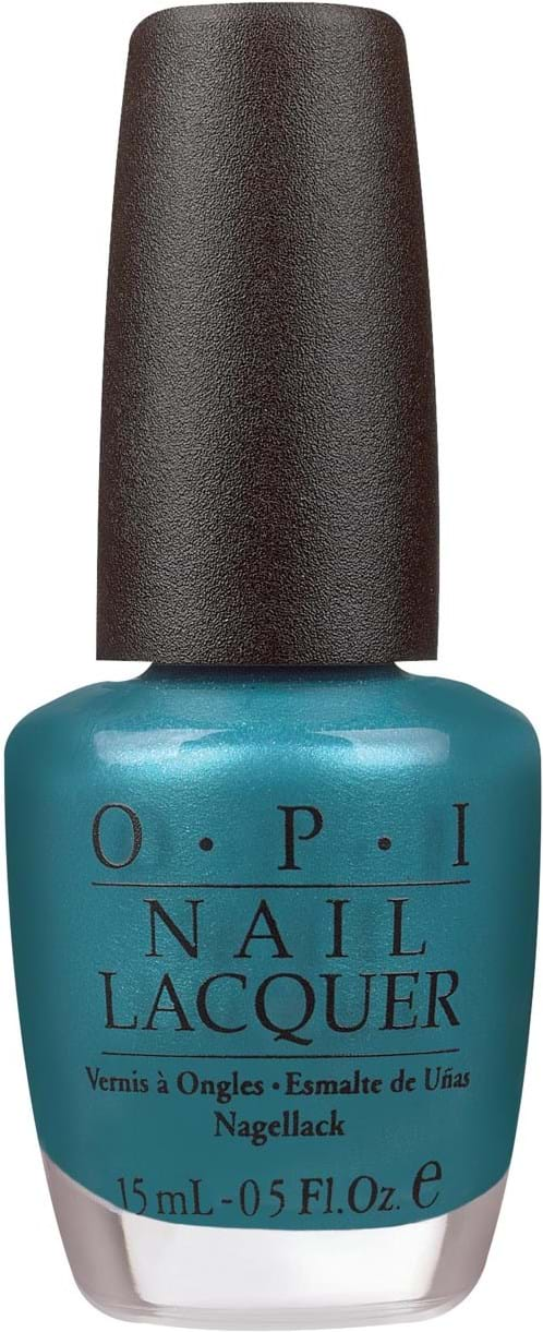 OPI Brights Collection Nail Lacquer N° NL B54 Teal the Cows come Home 15 ml