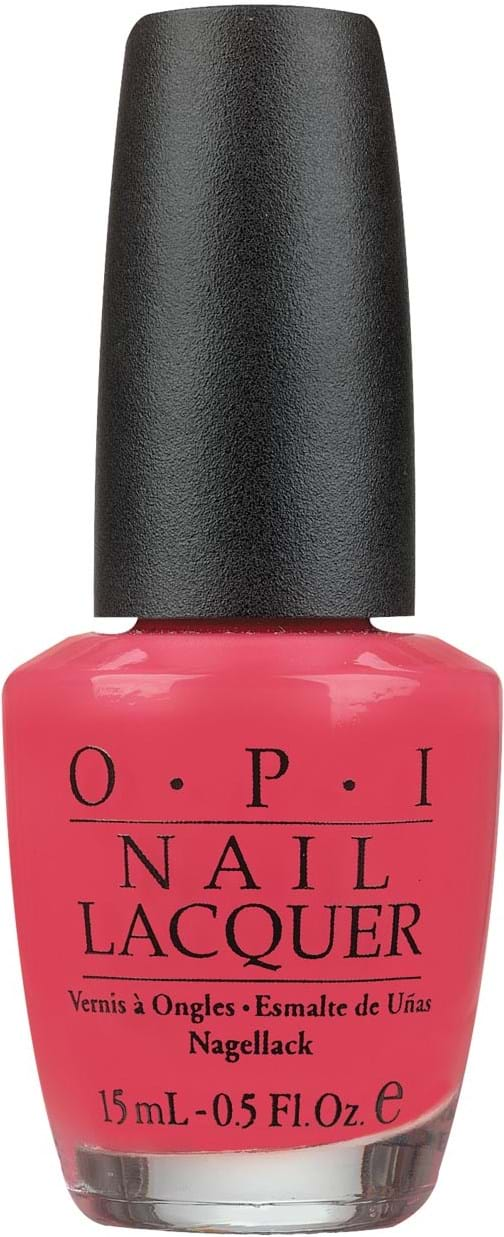 OPI Brights Collection Nail Lacquer N° NL B35 Charged up Cherry 15 ml