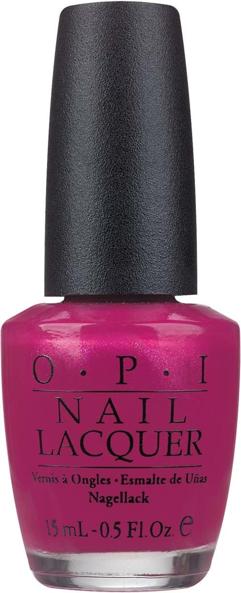 OPI Brights Collection Nail Lacquer N° NL B31 Flashbulb Fuchsia 15 ml