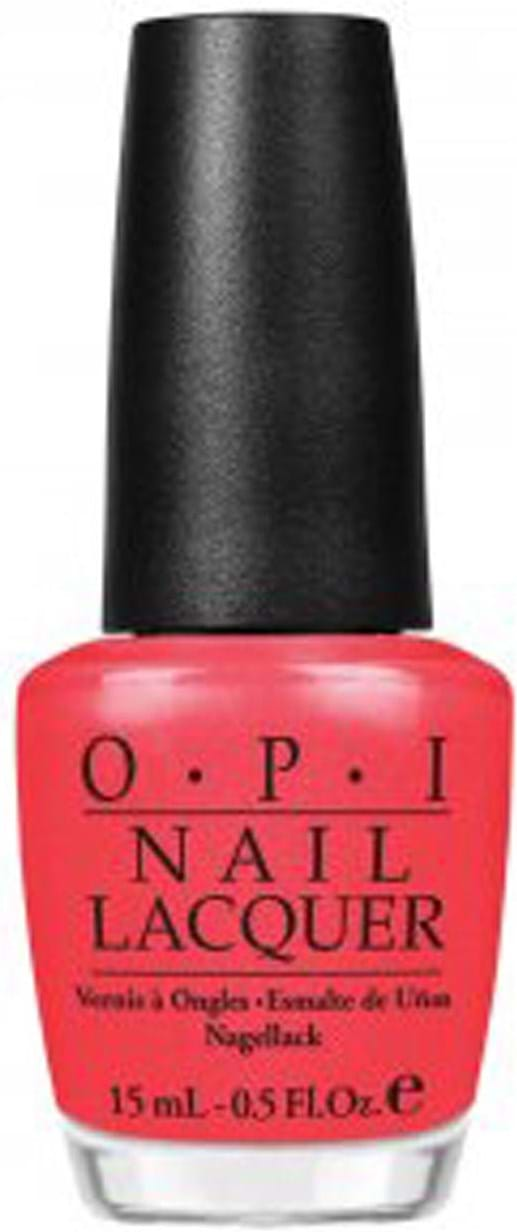 OPI Classic Collection Nail Lacquer N° NL T30 I eat mainely Lobster 15 ml