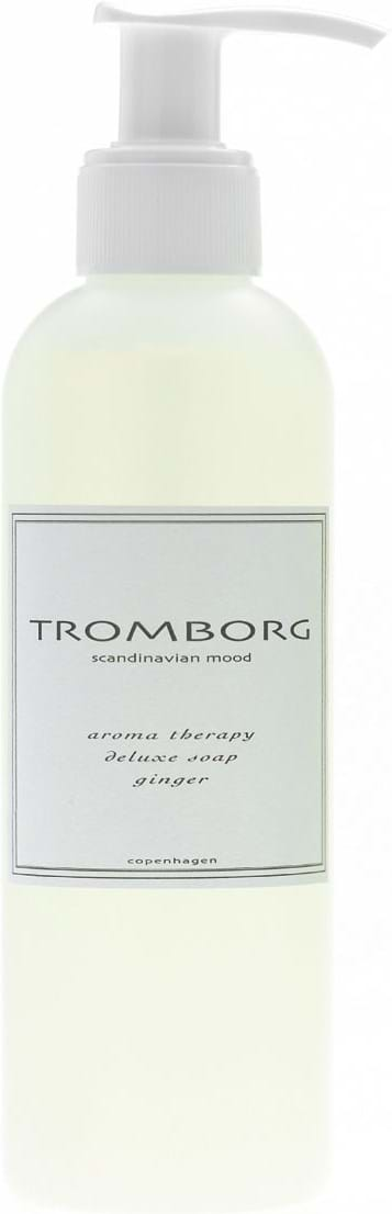 Tromborg Mood Aroma Therapy Deluxe sæbe Ginger 200 ml