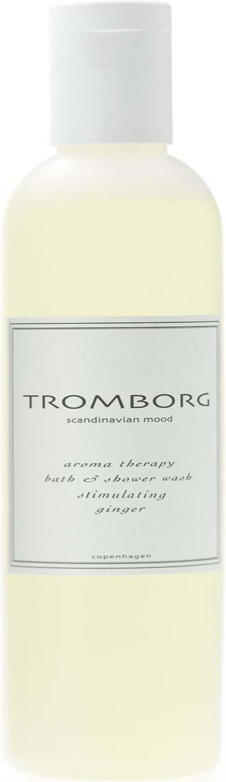 Tromborg Mood Aroma Therapy Bath & Shower Stimulating Ginger 200 ml