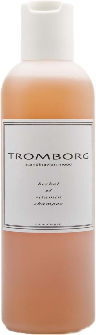 Tromborg Mood urte‑ og vitaminshampoo 200 ml