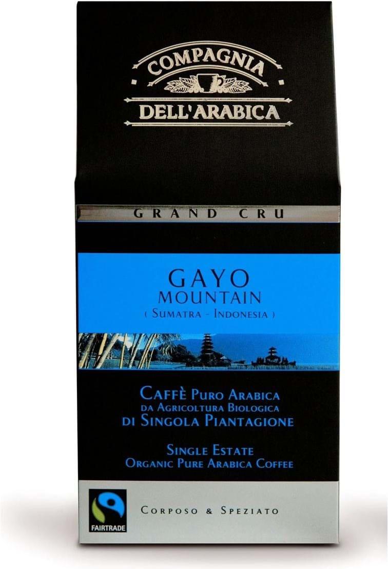 Compagnia dell'Arabica Sumatra Indonesia Bio ground coffee 250g