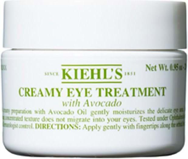 Kiehl's Eye-Area Preparations Creamy Eye Treatment with Avocado 28ml