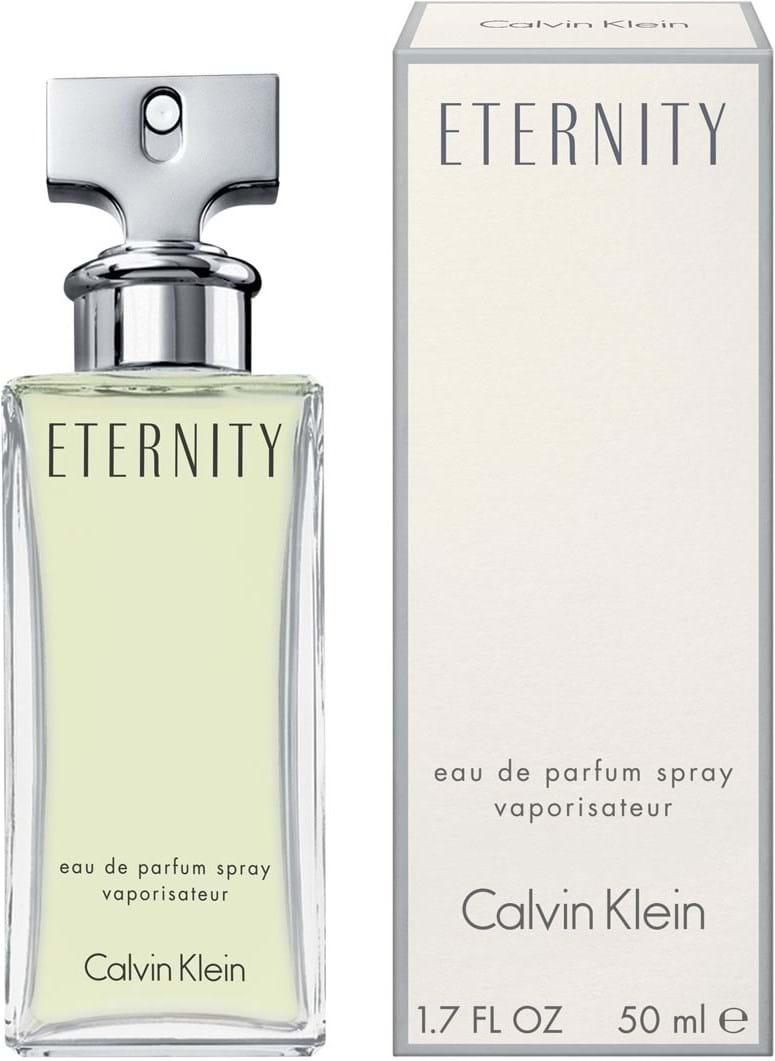 Calvin Klein Eternity for Women Eau de Parfum 50 ml