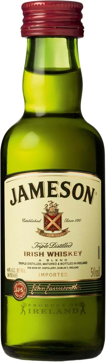 Jameson 40% 0.05L PET
