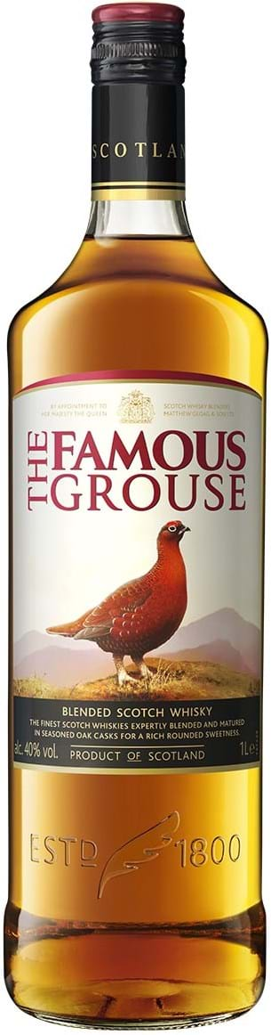 The Famous Grouse 40% 1L