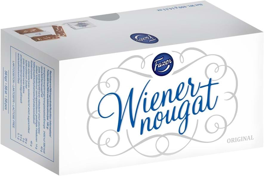 Wiener-nougat 392g