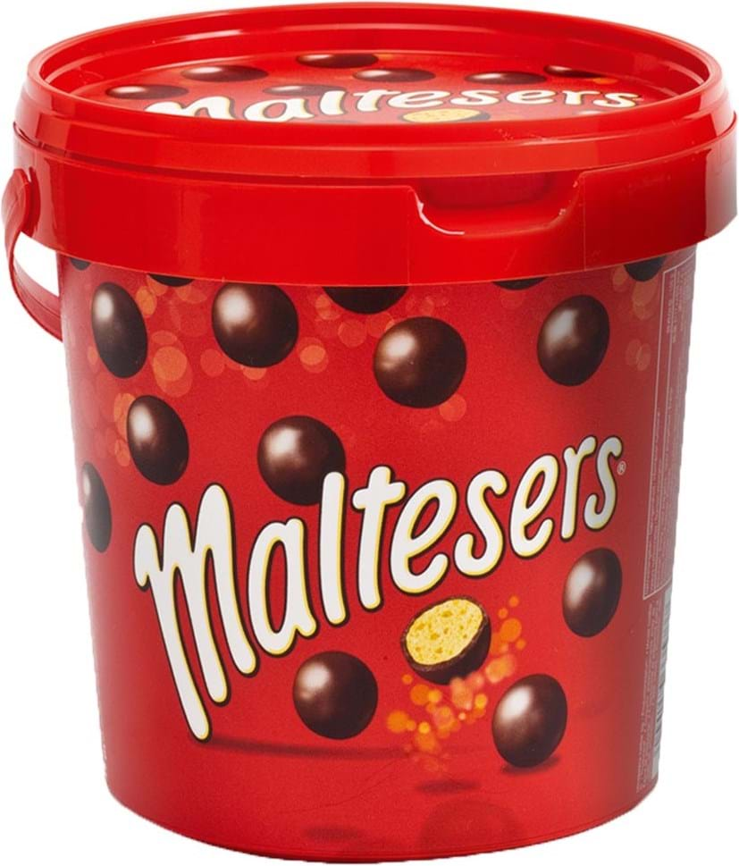 Maltesers Bucket milk chocolate, 440g