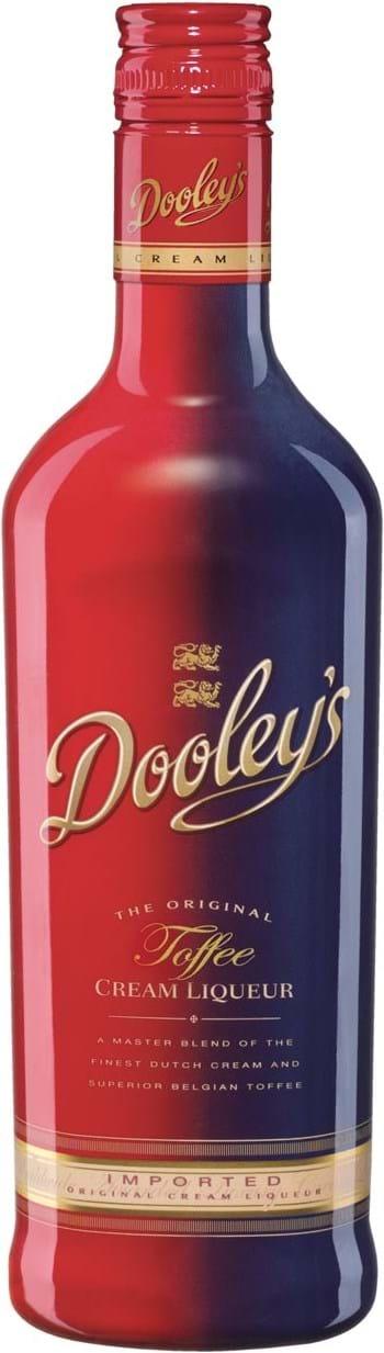 Dooley's Original-karamellikør 17% 0,5L PET