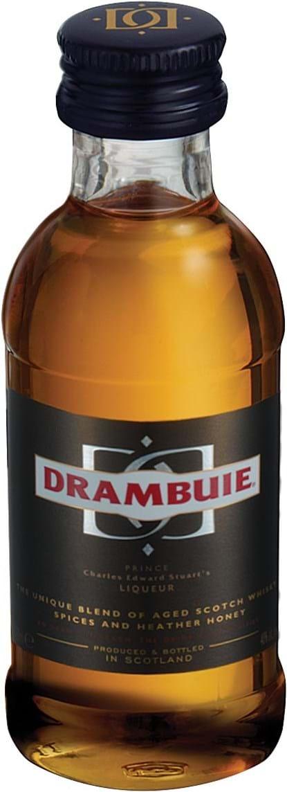 Drambuie-likør 40% 0,05L PET