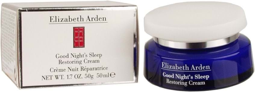 Elizabeth Arden Basic Skincare Good Night's Sleep Restoring Cream 50 ml