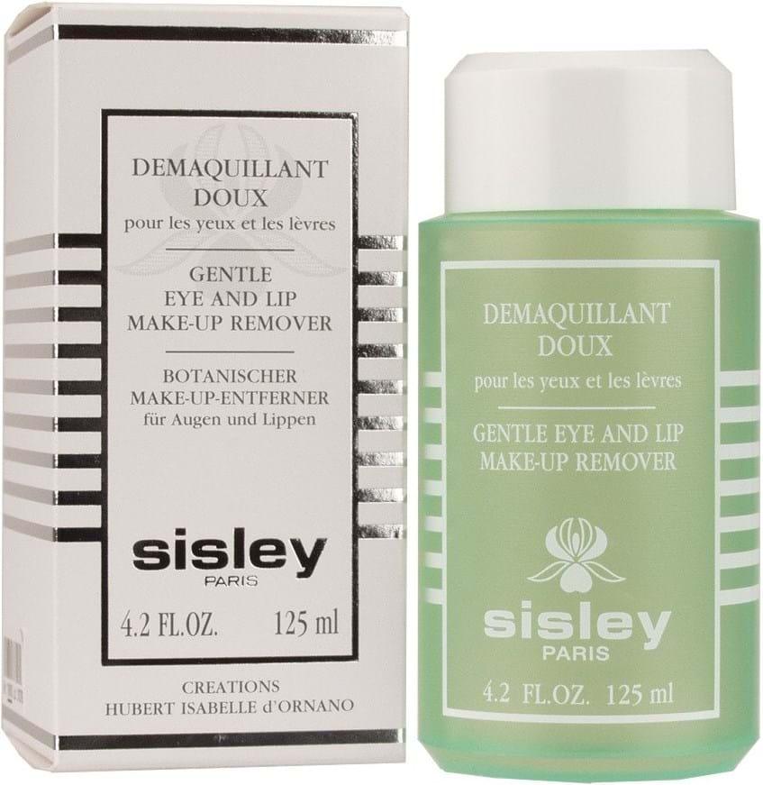 Sisley Démaquillant Doux pour les Yeux et les Lèvres Eye and Lip Make-up Remover 125 ml