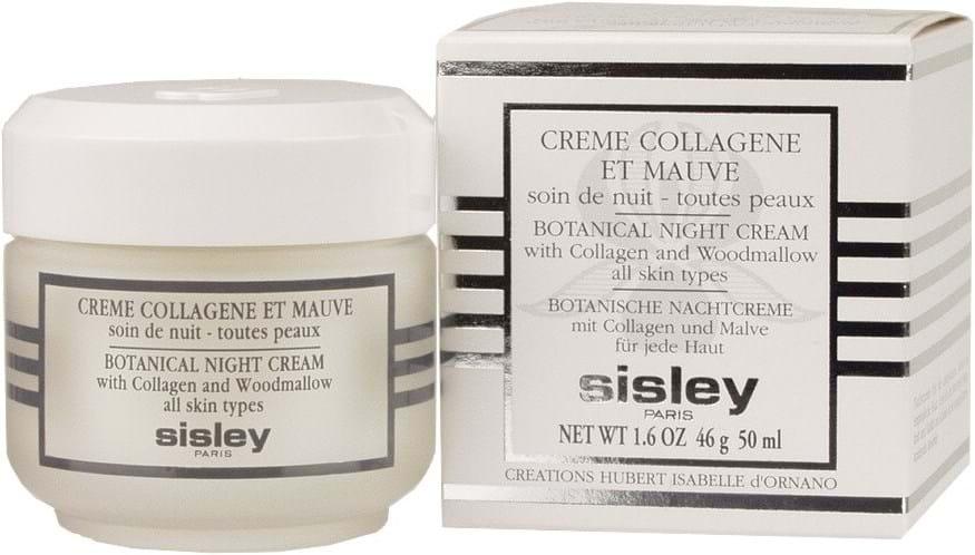 Sisley Crème Collagène et Mauve Facial Night Cream 50ml